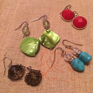 Earrings bundle